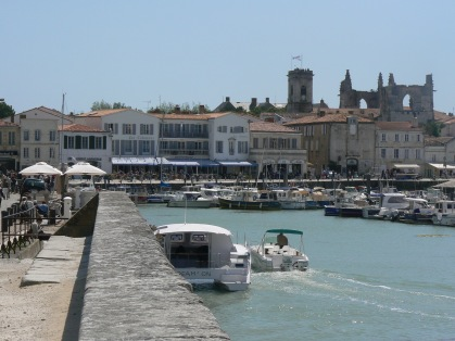 il-de-re-harbour