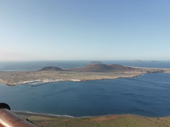 graciosa form mirador
