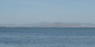 across to la manga