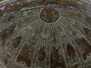 belles artes dome
