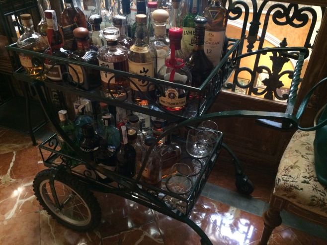 drinks chariot
