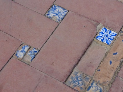 tiled flooor caridad