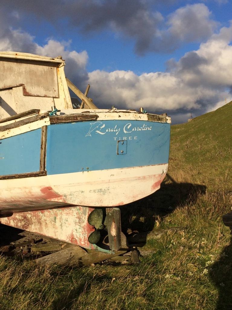 old me boat