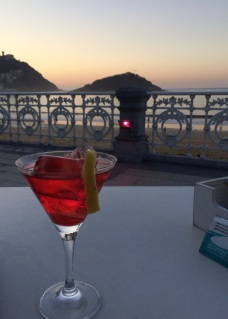 sunset campari